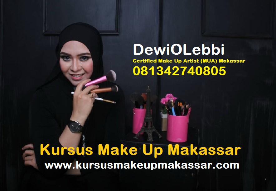 DewiOLebbi Certified MUA Makassar - 081342740805